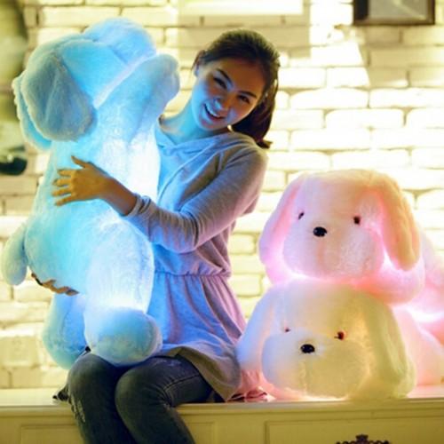 Светящаяся собачка (игрушка)